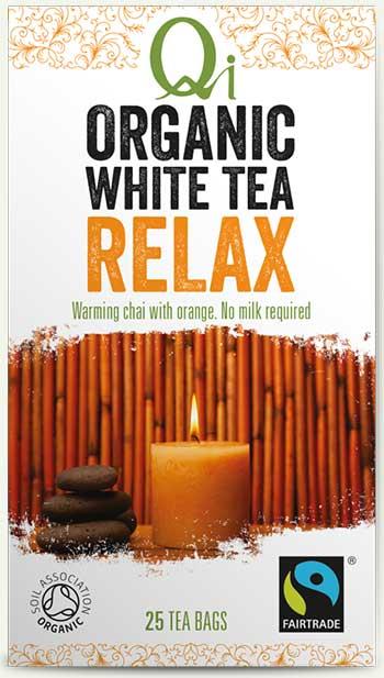 Relax White Tea