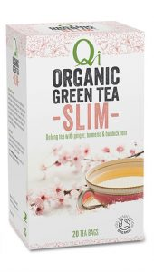 Organic Green Tea - Slim