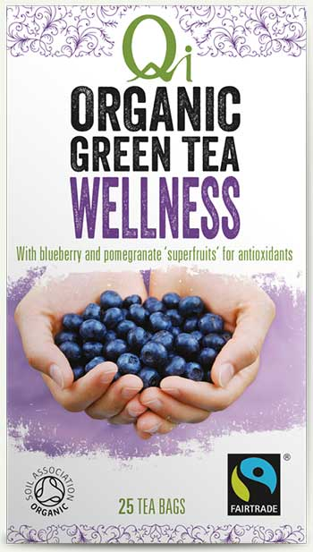 Wellness Green Tea